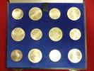 Satz Olympische 28 Münzen ca. 944 g Fein 1...