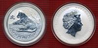 8 Dollars, 5 Unzen Silber, Lunar 2010 Australien, Australia Australien ... 258.60 £ 300,00 EUR  +  7.33 £ shipping