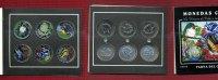 6 x 1 Peso Farbmünzen 1996 Kuba Kuba-Set 1996 6 x 1 Pesos Fauna Del Car... 77.58 £ 90,00 EUR  +  7.33 £ shipping