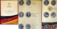 6 x 10 Euro + 6 Silbermedaillen 2010 Bundesrepublik Deutschland BRD 6 x... 96.70 £ 115,00 EUR  +  7.15 £ shipping