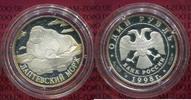1 Rubel  Silber 1998 Rußland  Russia Russland 1 Rubel Walroß 1998 Endan... 54.66 £ 65,00 EUR  +  7.15 £ shipping