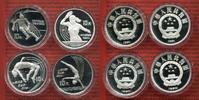 4 x 10 Yuan Silbermünzen 1990/91 China China Set 4 x 10 Yuan 1990 & 199... 108.47 £129,00 EUR100.91 £ 120,00 EUR  +  7.15 £ shipping