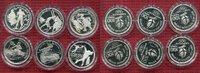 lot 6 x 100 Francs Silbermünze 1989 Frankreich, France Frankreich 6 x 1... 79.88 £ 95,00 EUR  +  7.15 £ shipping