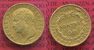 40 Francs 1806 I Frankreich, France Napoleon I. Empereur  Gold Limoges ... 819.86 £ 975,00 EUR  +  7.15 £ shipping