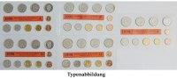 Kursmünzensatz 1991 ADFGJ Kursmünzensätze Kursmünzensatz 1991, ADFGJ, k... 44.79 £ 50,00 EUR  +  8.96 £ shipping