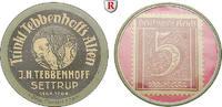 5 Pfennig Kapselgeld o.J. Städtenotgeld Deutschland Hannover, J.H.Tebbe... 31.35 £ 35,00 EUR  +  8.96 £ shipping