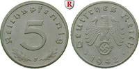 5 Reichspfennig 1940 F Klein- und Kursmünzen 5 Reichspfennig 1940, F, Z... 14.78 £ 16,50 EUR  +  8.96 £ shipping