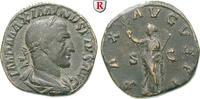 Sesterz 235-236  Maximinus I., 235-238 ss+, schöne dunkle Patina  268.74 £ 300,00 EUR  +  8.96 £ shipping