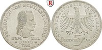 5 DM 1955 F Gedenkprägungen 5 DM 1955, F. Schiller. J.389. vz-st  398.62 £ 445,00 EUR  +  8.96 £ shipping