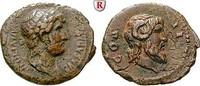 Bronze  Kappadokien Caesarea, Hadrianus, 117-138 ss+  143.33 £ 160,00 EUR  +  8.96 £ shipping