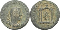 Syrien Antiochia am Orontes Bronze Trebonianus Gallus, 251-253