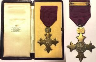 England - Orden und Abzeichen  1935 f.unz ORDER OF