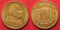 1814 Frankreich FRANCE 20 Francs 1814 A - PARIS LOUIS XVIII gold aUNC!... 406.86 £ 469,99 EUR  +  5.63 £ shipping