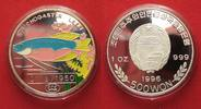1996 Nordkorea NORTH KOREA 500 Won 1996 Pearl gourami FISHES silver 1 ... 64.92 £ 74,99 EUR  +  4.33 £ shipping