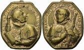 Bronzemedaille 18. Jh. Jesuiten Religiöse Medaille Schön-sehr schön  56.03 £ 65,00 EUR  +  6.90 £ shipping