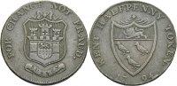 Cu Token 1794 BRITISCHE TRADE TOKEN KENT/SUSSEX: LAMBERHURST Sehr schön  25.23 £ 30,00 EUR  +  6.73 £ shipping