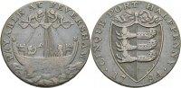 Cu Halfpenny Token 1794 BRITISCHE TRADE TOKEN KENT: FAVERSHAM Knapp seh... 25.86 £ 30,00 EUR  +  6.90 £ shipping