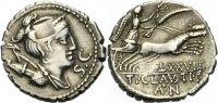 Serratus 79 v. Chr.  ROM, REPUBLIK TI CLAUDIUS NERO Gutes sehr schön  124.99 £ 145,00 EUR  +  6.90 £ shipping