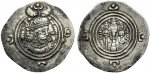 Drachme  PERSIEN, SASANIDEN. Xusro II., 591-628 n. Chr. Knapp sehr schön  25.86 £ 30,00 EUR  +  6.90 £ shipping