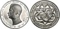 Zinnmedaille 1883 REGENSBURG Thurn und Taxis Vorzüglich  64.65 £ 75,00 EUR  +  6.90 £ shipping