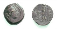 AE Bronze 128-127 v. Chr. KÖNIGREICH DER SELEUKIDEN ALEXANDER II. ZABIN... 56.03 £ 65,00 EUR  +  6.90 £ shipping