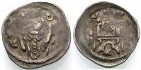 Pfennig 1242-1259 TRIER ARNOLD II. VON ISENBURG Sehr schön  63.07 £ 75,00 EUR  +  6.73 £ shipping