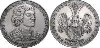 Silbermedaille 1958 BADEN Markgraf Bernhard von Baden Prägefrisch  68.96 £ 80,00 EUR  +  6.90 £ shipping
