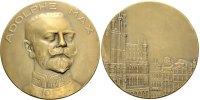 Bronzemedaille 1939 BRÜSSEL Bürgermeister Vorzüglich  43.10 £ 50,00 EUR  +  6.90 £ shipping