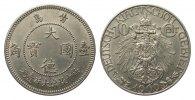 10 Cent Kiautschou 1909 Kolonien und Nebengebiete  min. Randfehler, bes... 367.91 £ 425,00 EUR free shipping
