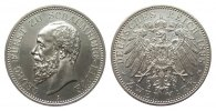 2 Mark Schaumburg-Lippe 1898 A Kaiserreich  min. berieben, vorzüglich /... 836.68 £ 995,00 EUR free shipping