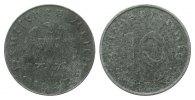 10 Pfennig 1947 E alliierte Besetzung  min. fleckig, besser als vorzügl... 475.10 £ 565,00 EUR free shipping