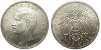 5 Mark Bayern 1898 D Kaiserreich  Bildseite vz+, Adlerseite f.St  428.51 £ 495,00 EUR free shipping