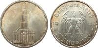 5 Mark Kirche ohne Datum 1935 J PCGS certified  PCGS MS 64  584.33 £ 675,00 EUR free shipping