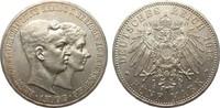 5 Mark Braunschweig OHNE Lüneburg 1915 A Kaiserreich  kl. Kratzer, vorz... 3321.48 £ 3950,00 EUR free shipping