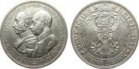 5 Mark Mecklenburg-Schwerin 1915 A Kaiserreich  Bildseite vz, Adlerseit... 688.21 £ 795,00 EUR free shipping