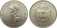 3 Mark Universität Tübingen 1927 F Weimarer Republik  wz. Flecken, wz. ... 264.88 £ 315,00 EUR free shipping