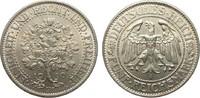 5 Mark Eichbaum 1930 F Weimarer Republik  Wertseite wz. Haarlinien, vor... 952.24 £ 1100,00 EUR free shipping