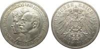 5 Mark Anhalt Silberhochzeit 1914 A Kaiserreich  fast vorzüglich  /  vo... 229.40 £ 265,00 EUR free shipping