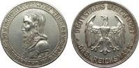 3 Mark Universität Tübingen 1927 F Weimarer Republik  min. berieben, be... 268.36 £ 310,00 EUR free shipping