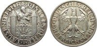 3 Mark Dinkelsbühl 1928 D Weimarer Republik  besser als vorzüglich  510.75 £ 590,00 EUR free shipping