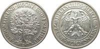 5 Mark Eichbaum 1933 J Weimarer Republik  kl. Kratzer, vorzüglich - mit... 3321.48 £ 3950,00 EUR free shipping