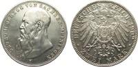2 Mark Sachsen-Meiningen 1902 D Kaiserreich  vz+ aus Erstabschlag  1688.06 £ 1950,00 EUR free shipping