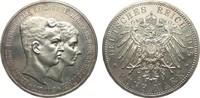 5 Mark Braunschweig-Lüneburg 1915 A Kaiserreich  min. Haarlinien, polie... 1294.18 £ 1495,00 EUR free shipping