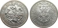 3 Mark Preussen Mansfeld 1915 A Kaiserreich  besser als vorzüglich  584.41 £ 695,00 EUR free shipping