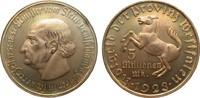5 Millionen Mark Westfalen 3-zeilig 1923 Kolonien und Nebengebiete  fas... 357.37 £ 425,00 EUR free shipping