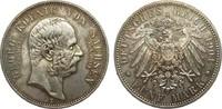 5 Mark Sachsen Georg auf den Tod 1904 E Kaiserreich  Bildseite wz. Krat... 285.90 £ 340,00 EUR free shipping
