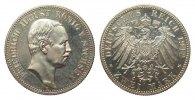 2 Mark Sachsen 1912 E Kaiserreich  kl. Kratzer und Haarlinien, polierte... 255.37 £ 295,00 EUR free shipping