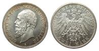 2 Mark Schaumburg-Lippe 1904 A Kaiserreich  kl. Kr. im Feld, fast Stemp... 836.68 £ 995,00 EUR free shipping