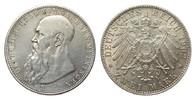 2 Mark Sachsen-Meiningen 1902 D Kaiserreich  Bildseite Kratzer, ss  /  ... 281.70 £ 335,00 EUR free shipping