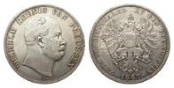 Preussen Vereinsdoppeltaler 1867 C Altdeutschland bis 1871  wz. Randfeh... 774.78 £ 895,00 EUR free shipping